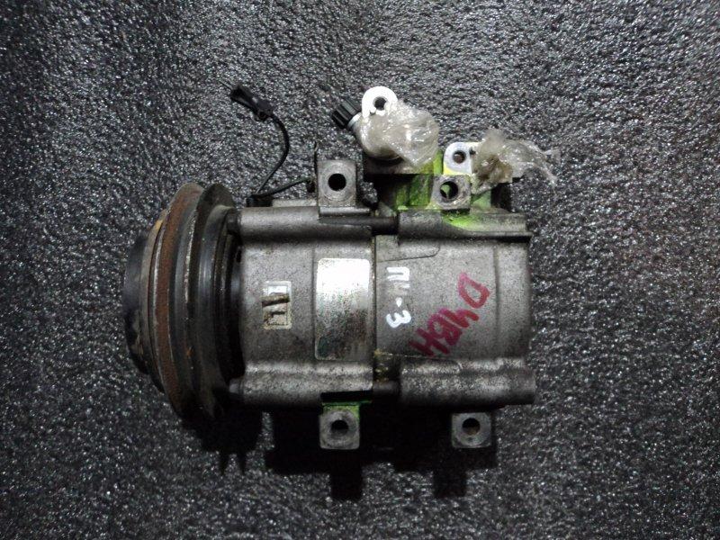 Компрессор кондиционера Hyundai Galloper G6AT (б/у)