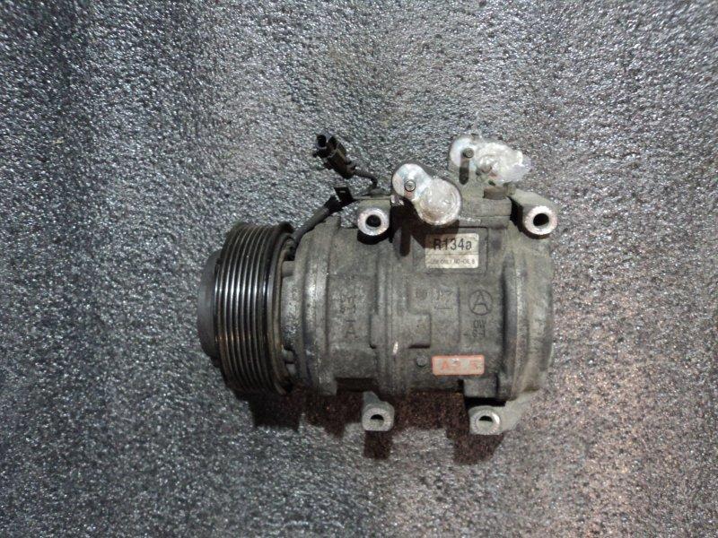 Компрессор кондиционера Hyundai Grand Starex D4CB (б/у)