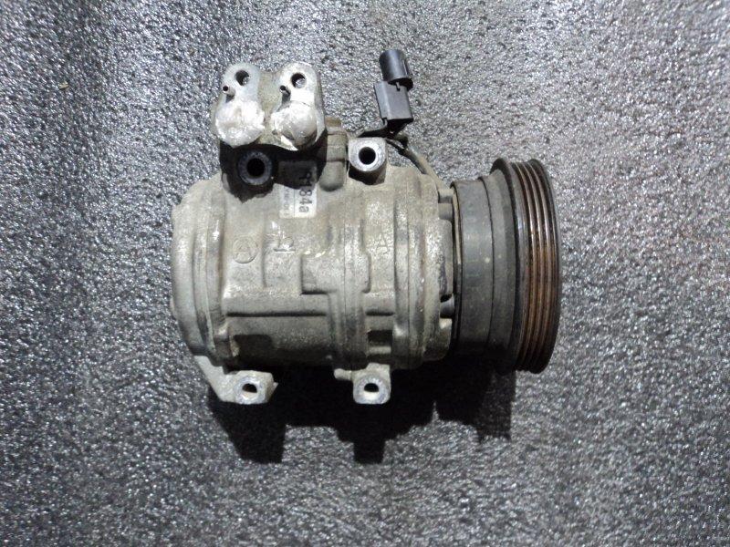 Компрессор кондиционера Hyundai Elantra XD G4GC (б/у)
