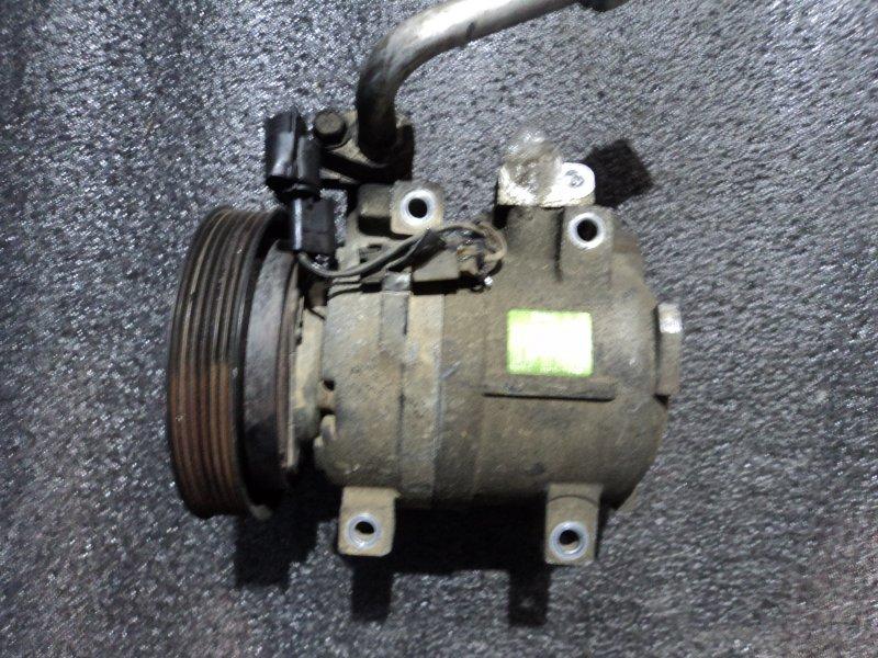 Компрессор кондиционера Ssangyong Musso FJ 662 (б/у)