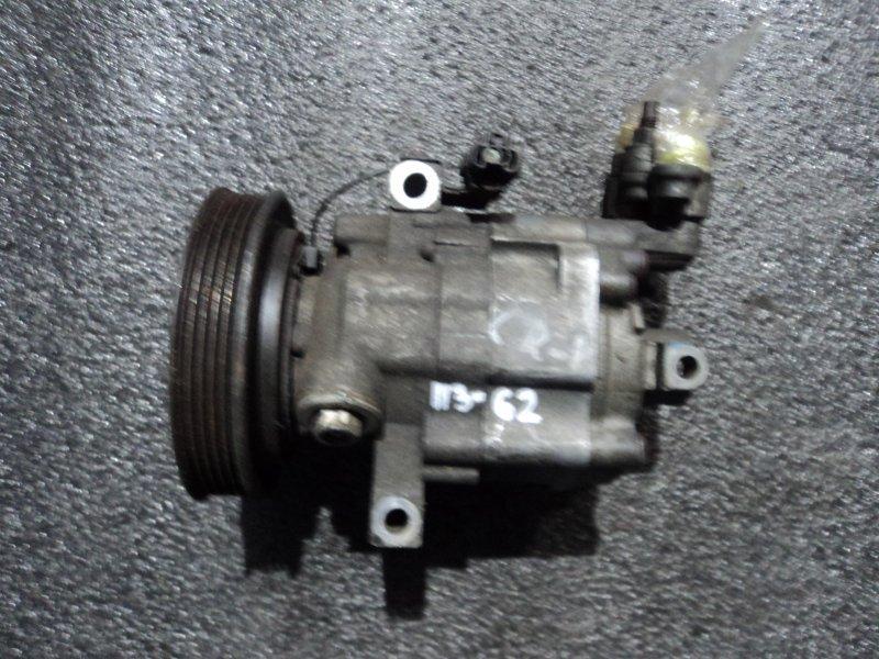 Компрессор кондиционера Nissan Ad VAY12 CR14DE (б/у)