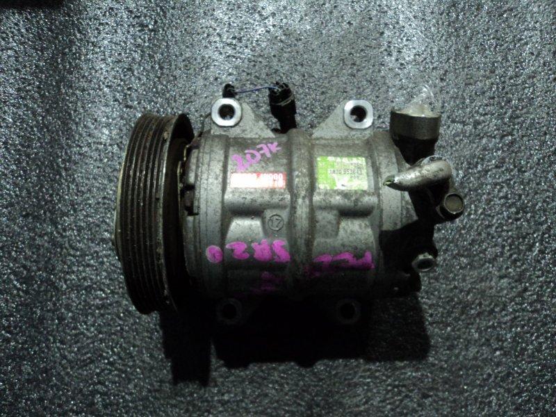 Компрессор кондиционера Nissan Serena C24 SR20DE (б/у)