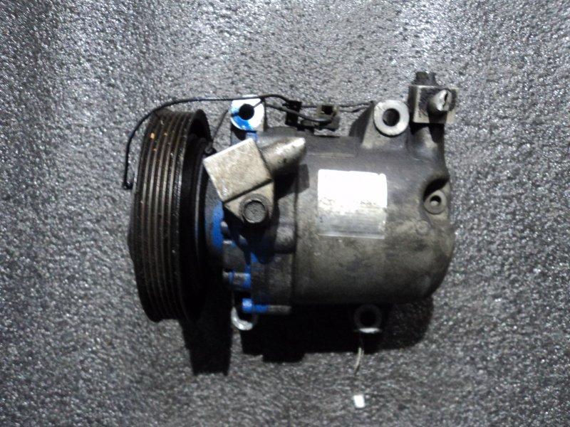 Компрессор кондиционера Nissan Avenir PNW10 SR18DE (б/у)