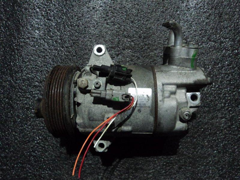 Компрессор кондиционера Nissan Bluebird G11 MR20DE (б/у)