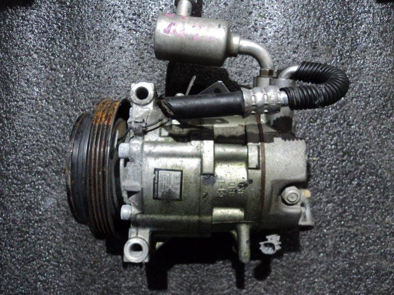 Компрессор кондиционера Nissan Skyline HV35 VQ25DD (б/у)