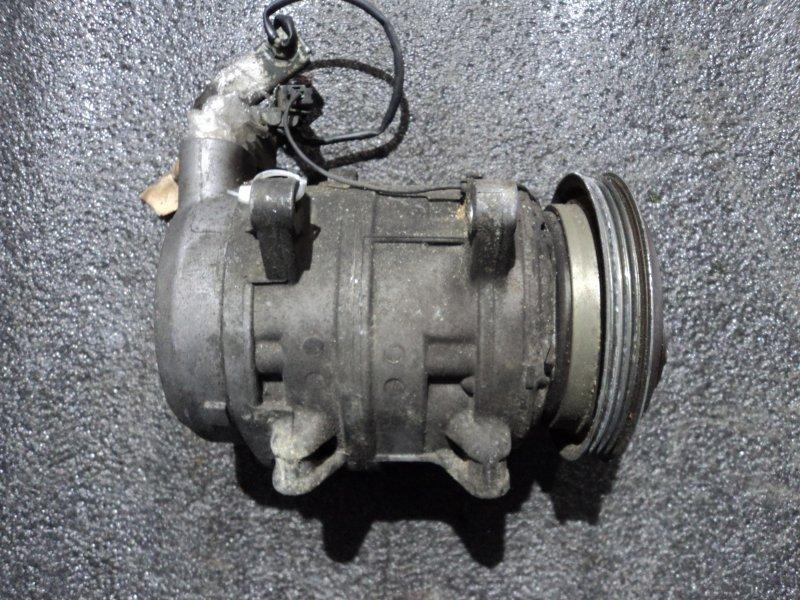 Компрессор кондиционера Nissan Largo NW30 KA24DE (б/у)