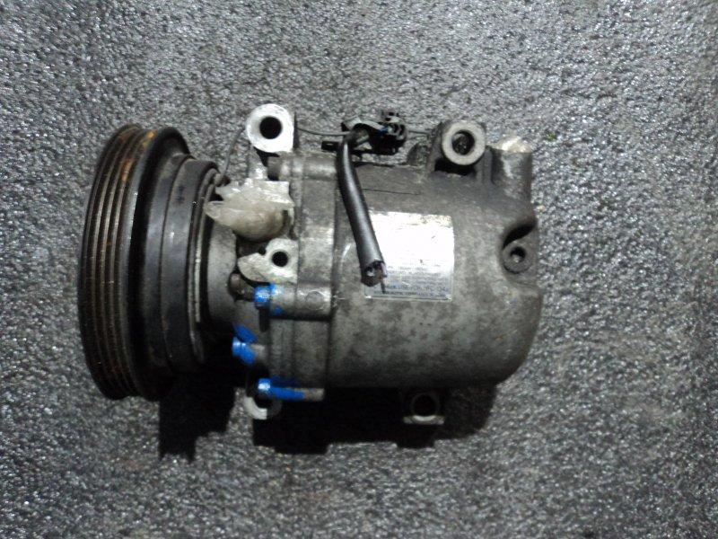 Компрессор кондиционера Nissan Almera N15 GA16DE (б/у)