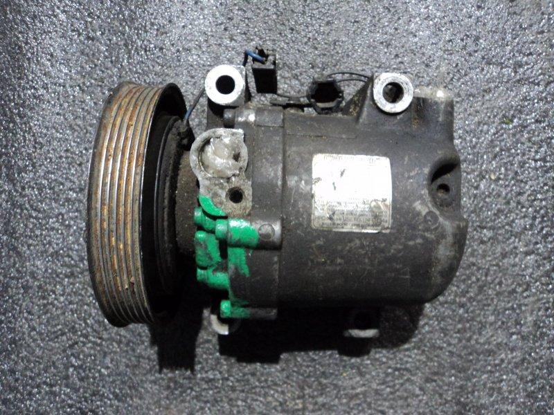 Компрессор кондиционера Nissan Almera N15 SR20DE (б/у)