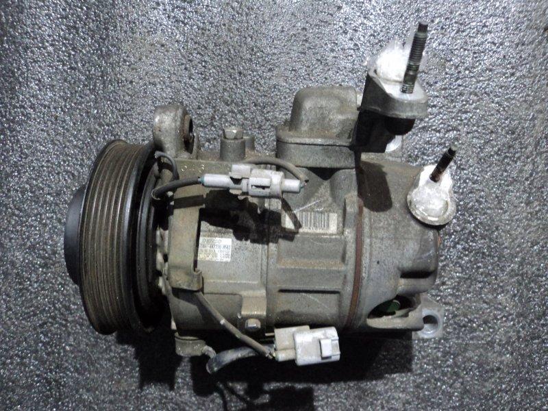 Компрессор кондиционера Toyota Brevis 1JZFSE (б/у)