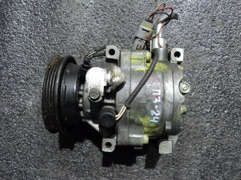Компрессор кондиционера Toyota Corolla Ii EL51 4EFE (б/у)