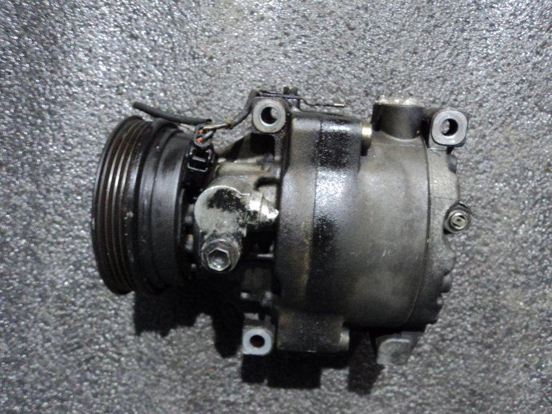 Компрессор кондиционера Toyota Raum EXZ10 5EFE (б/у)