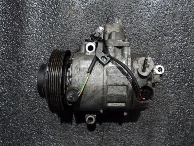 Компрессор кондиционера Toyota Ls430 UCF30 1UZFE (б/у)