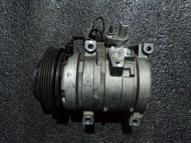 Компрессор кондиционера Toyota Altezza GXE10 1GFE (б/у)