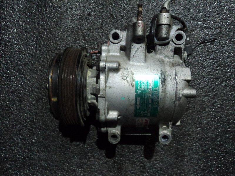Компрессор кондиционера Honda Fit Aria GD9 L15A (б/у)