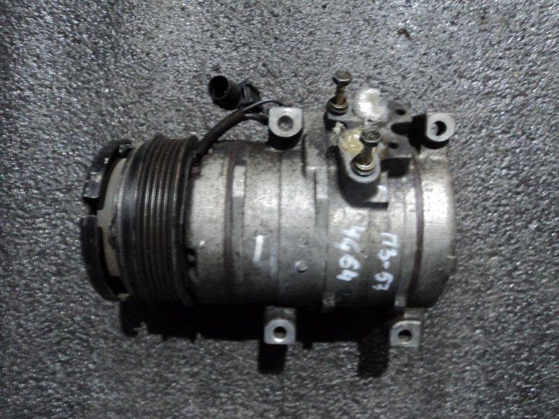 Компрессор кондиционера Mitsubishi Aspire EA1A 4G64 (б/у)