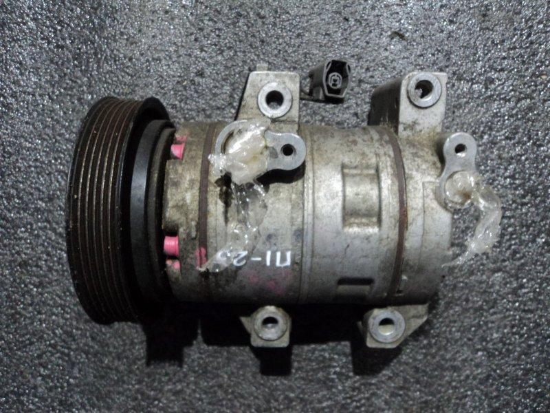 Компрессор кондиционера Mazda Atenza LF (б/у)