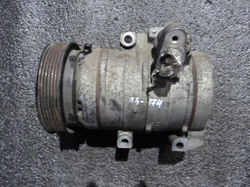 Компрессор кондиционера Mazda Mpv LW3W L3DE (б/у)