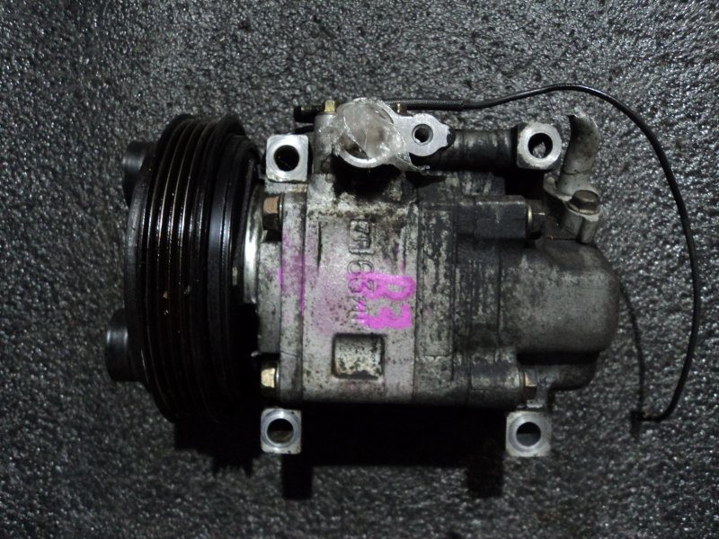 Компрессор кондиционера Mazda Demio DW3W B3E (б/у)