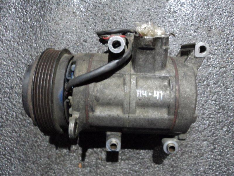 Компрессор кондиционера Mazda Mazda3 BL LF (б/у)