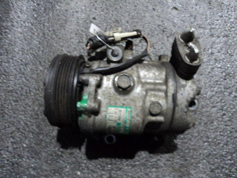 Компрессор кондиционера Opel Astra X16SZR (б/у)