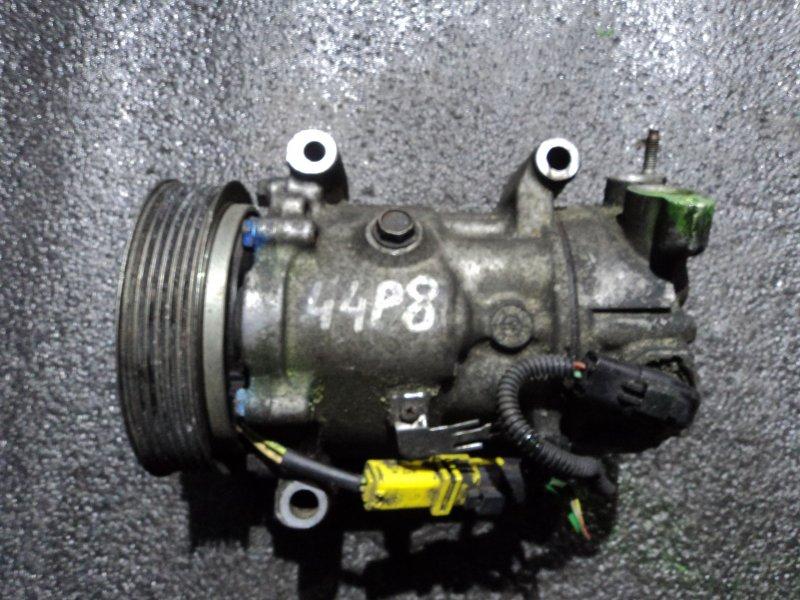 Компрессор кондиционера Citroen C3 DV4C (б/у)
