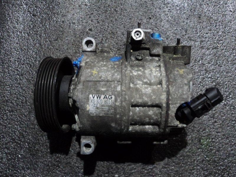 Компрессор кондиционера Volkswagen Jetta BVY (б/у)