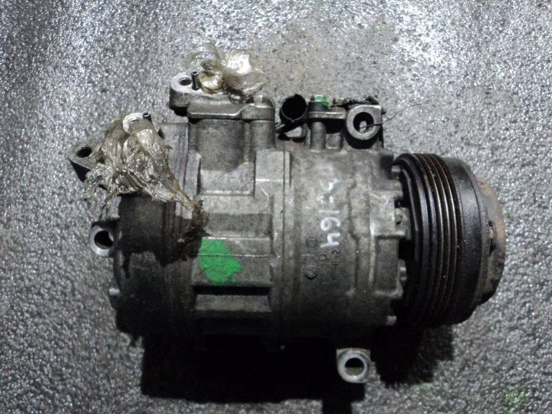 Компрессор кондиционера Bmw 3-Series E46 M54B25 (б/у)