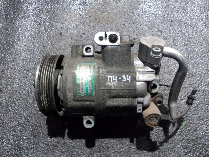 Компрессор кондиционера Volkswagen Cordoba AMF (б/у)