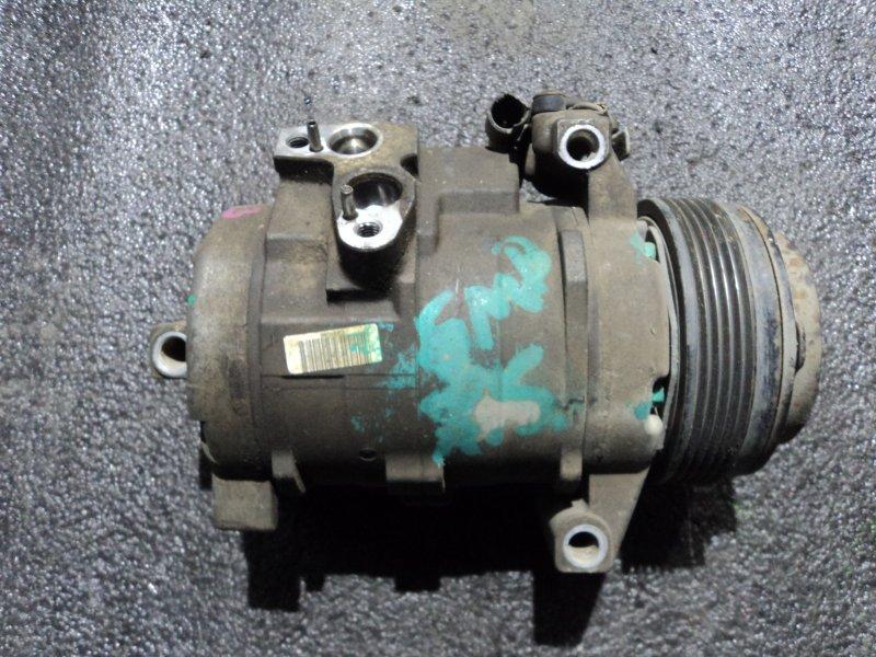 Компрессор кондиционера Bmw X5 E53 M62B44 (б/у)