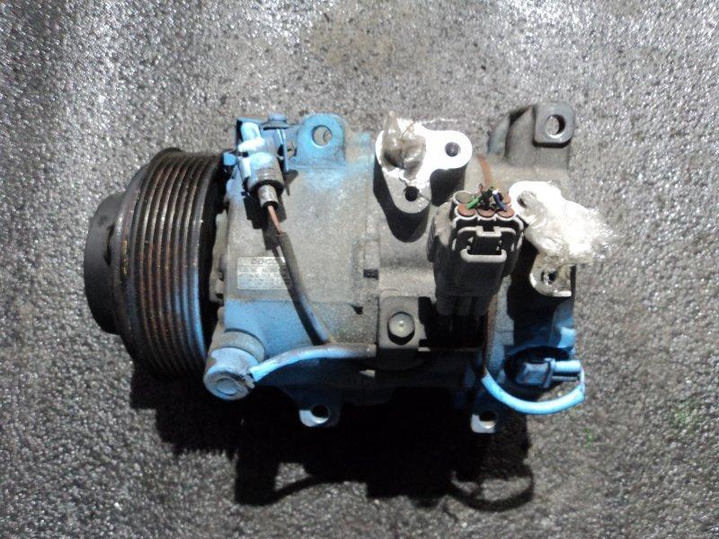 Компрессор кондиционера Toyota Gs300 GRS190 3GRFE (б/у)