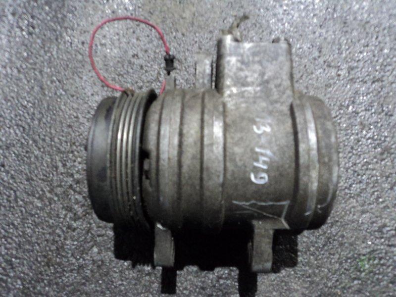 Компрессор кондиционера Chevrolet Aveo B12S1 (б/у)