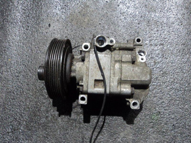 Компрессор кондиционера Mazda Axela BK3P ZYVE (б/у)