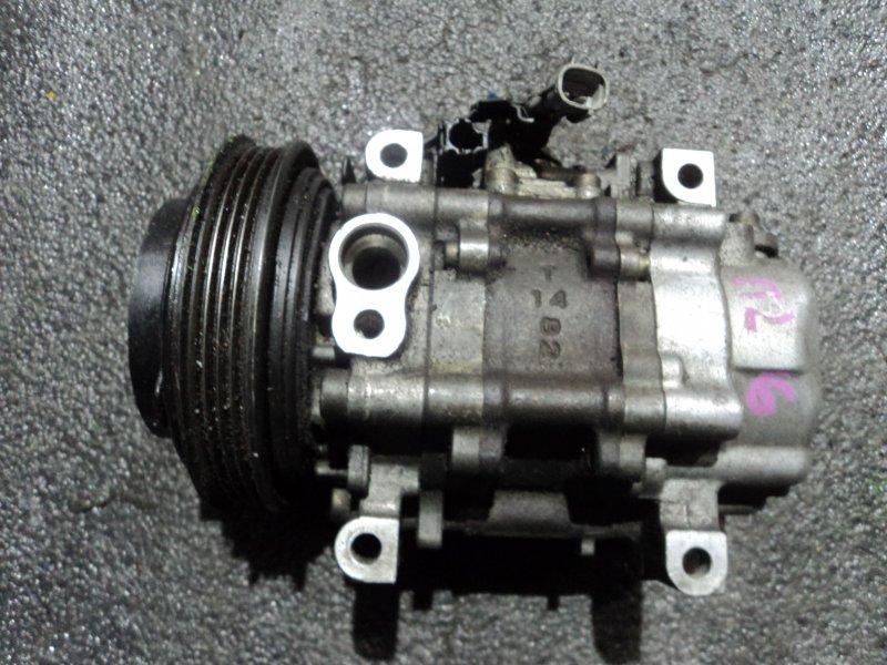 Компрессор кондиционера Subaru Forester SG5 EJ206 (б/у)