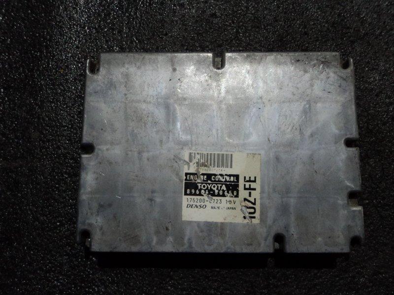 Блок управления двигателем Toyota Celsior UCF20 1UZFE VVTI (б/у)