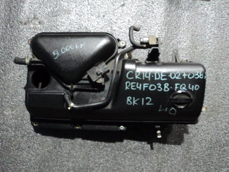 Корпус воздушного фильтра Nissan Micra K12E CR12DE 2008 (б/у)