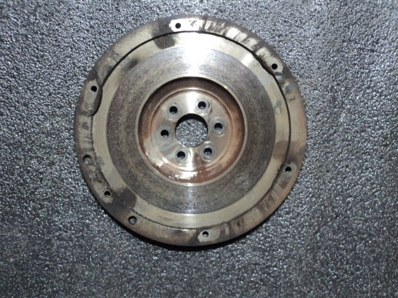 Маховик Chevrolet Aveo A15SMS (б/у)