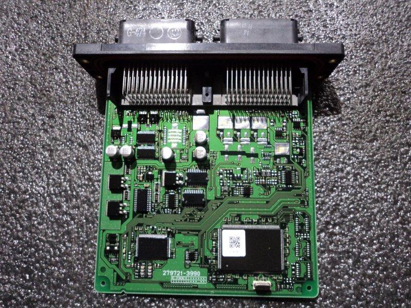 Блок управления двигателем Mazda Mazda3 BK Z6 (б/у)