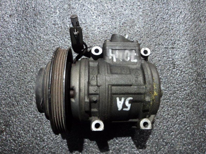 Компрессор кондиционера Toyota Caldina AT191 5AFE (б/у)