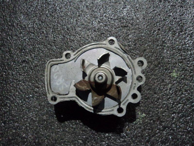 Помпа водяная Nissan SR18DE (б/у)