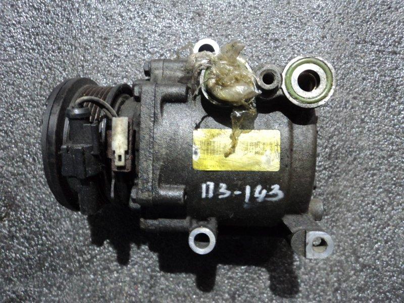 Компрессор кондиционера Ford Fusion CBK F6JA (б/у)