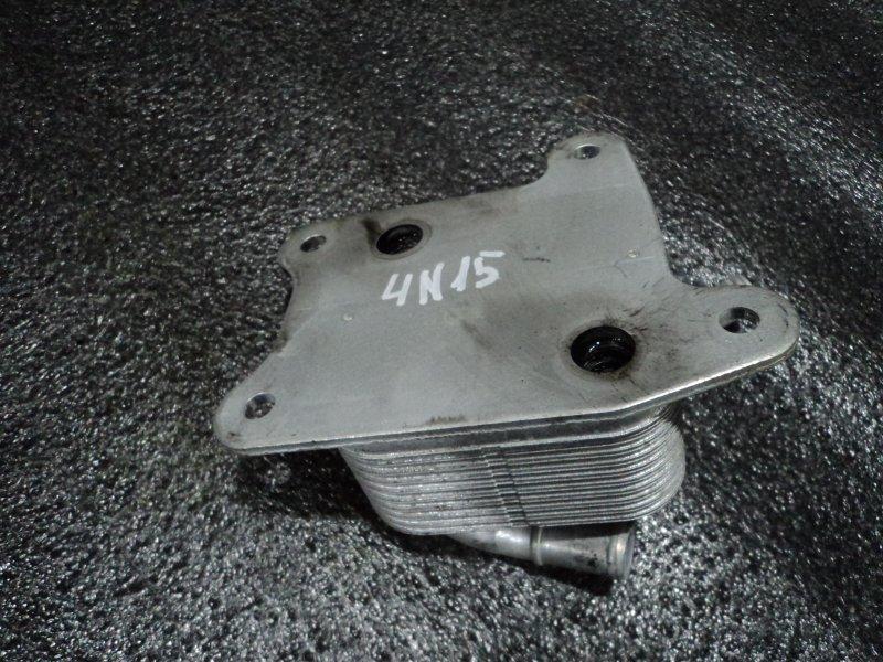 Радиатор масляный Mitsubishi L200 KK1T 4N15 (б/у)