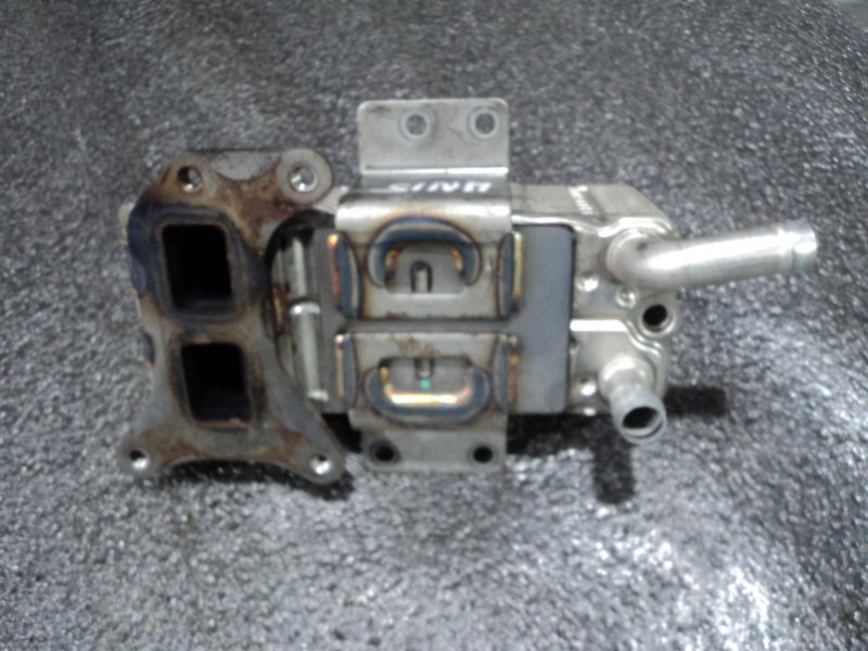 Радиатор системы egr Mitsubishi L200 KK1T 4N15 (б/у)