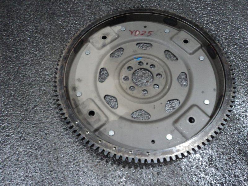 Маховик Nissan Pathfinder Y51 YD25DDTI (б/у)