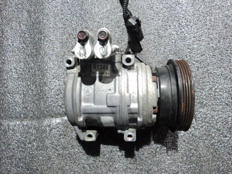 Компрессор кондиционера Hyundai Accent G4ECG (б/у)