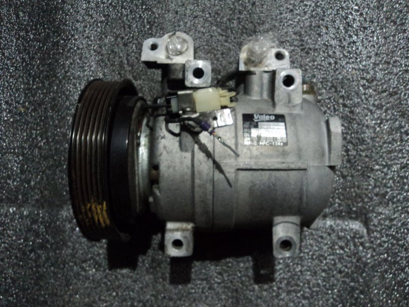 Компрессор кондиционера Kia Sportage 450 D20DT (б/у)