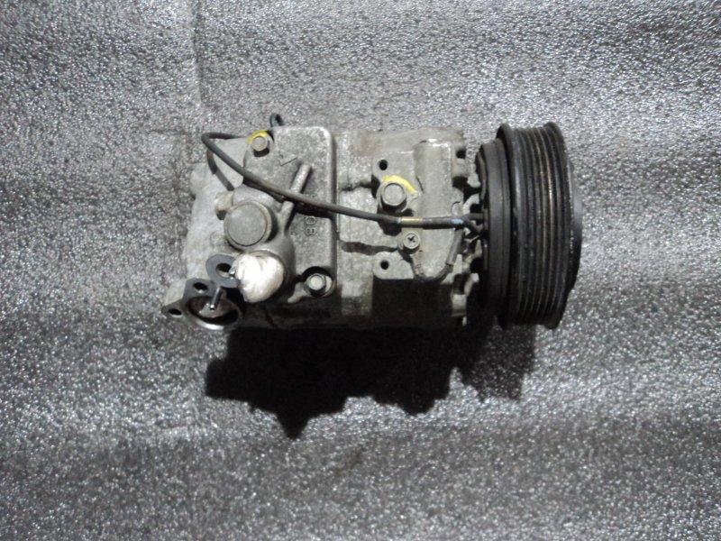 Компрессор кондиционера Volkswagen A4 B5 AMX (б/у)
