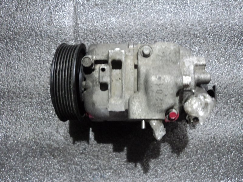 Компрессор кондиционера Volkswagen Cordoba 6L2 AMF (б/у)