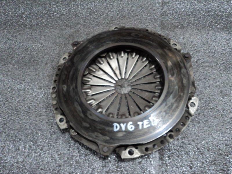 Корзина с диском сцепления Citroen Berlingo DV6TED4 (б/у)