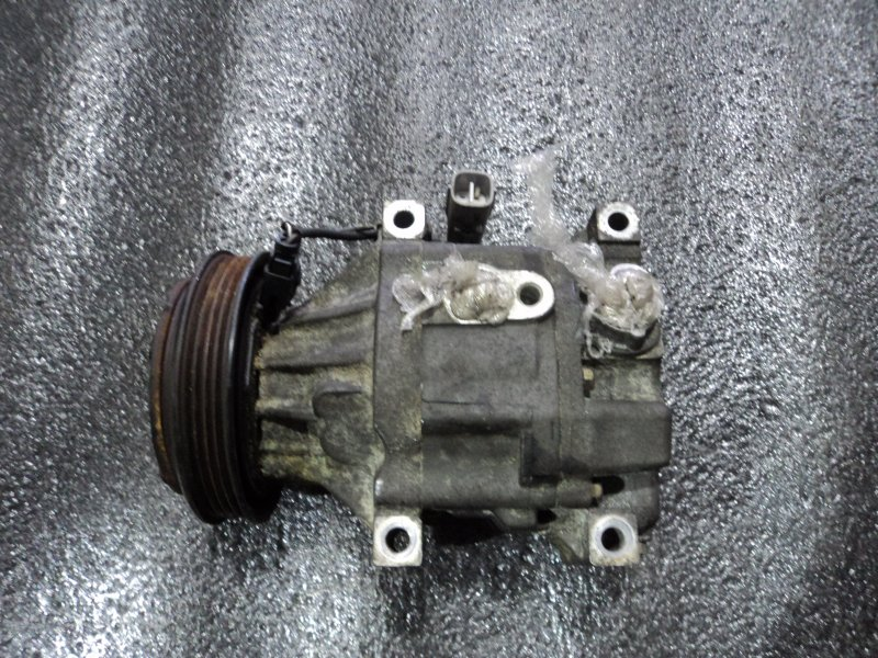Компрессор кондиционера Toyota Echo 1SZFE (б/у)