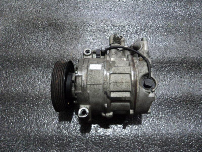 Компрессор кондиционера Audi A4 AKE (б/у)